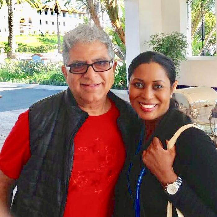 Dr Deepak Chopra: World-renowned Speaker, Author, Physician & Mind-Body Healing & Meditation Expert